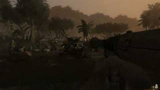 Far Cry 2 Pc GamePlay ( ATI HD 2600 PRO ) Ultra High Settings
