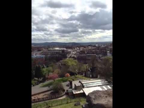 Dudley Castle view