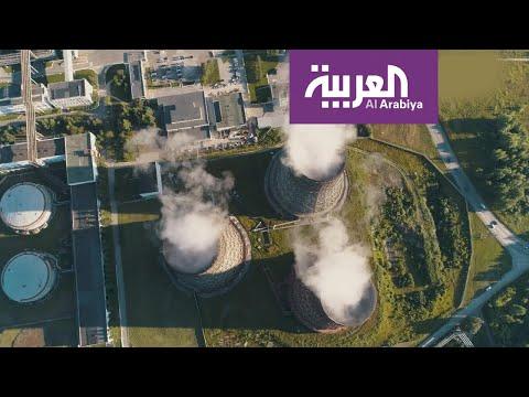 العربية في جولة داخل محطة لينينغراد للطاقة النورية