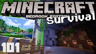 XP Furnace Array & Chocapic Shaders! - Ep. 101 - A Minecraft Survival Let's Play