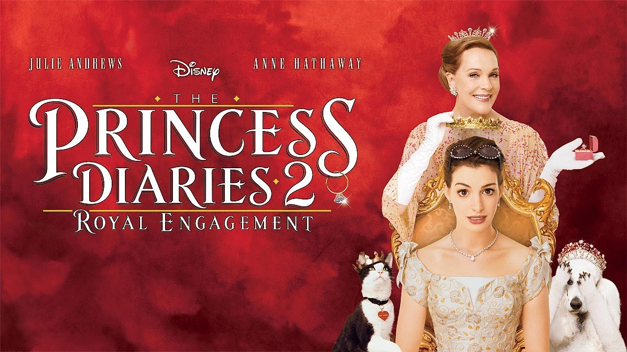 The Princess Diaries 2: Royal Engagement - Movie Trailer (2004 ...