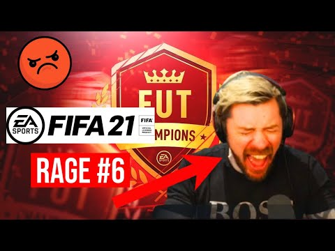 FIFA 21 ULTIMATE *RAGE* COMPILATION #6 (New Game, Same Bullsh*t) 😡😡😡 |