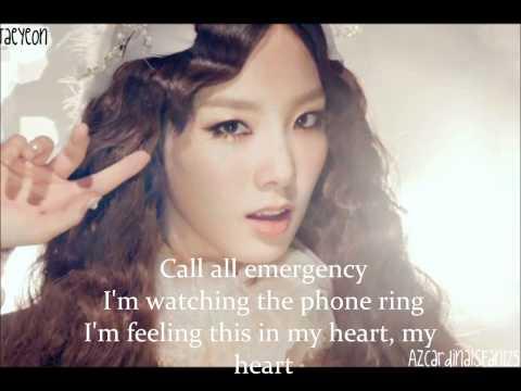 The Boys (ENGLISH Version Lyrics)- Girls' Generation (SNSD)