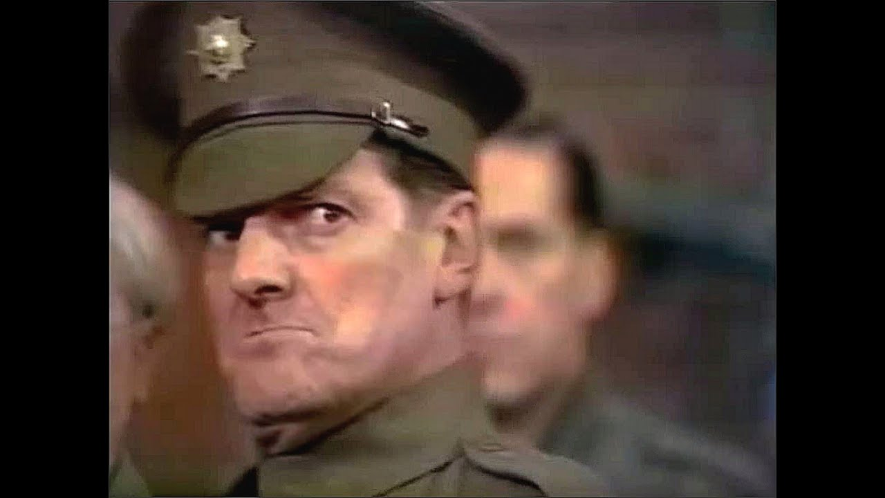 Dad's Army - Room At The Bottom (in colour) - S03E06 ...'come on... have a good laugh'