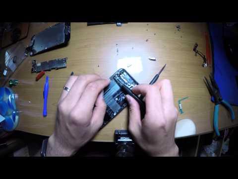 ip5 sleep button repair