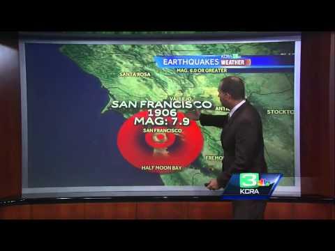 Can a 'San Andreas' quake actually happen in California?
