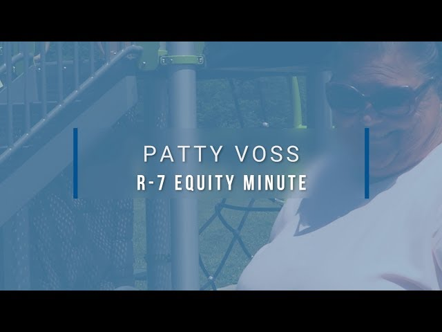 Lee's Summit R-7 Equity Minute featuring Patty Voss