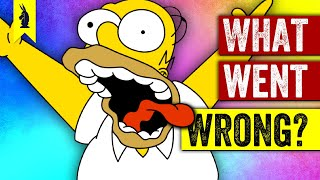 Homer Simpson: What Went Wrong