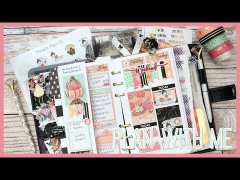 PLAN WITH ME ll PERSONAL PLANNER ll FT PAPER CROWN PLANNER