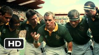 Invictus #9 Movie CLIP - This is Our Destiny (2009) HD