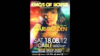 CASPER ENDORSES KINGS OF HOUSE 18.08.12 @ CABLE NIGHTCLUB