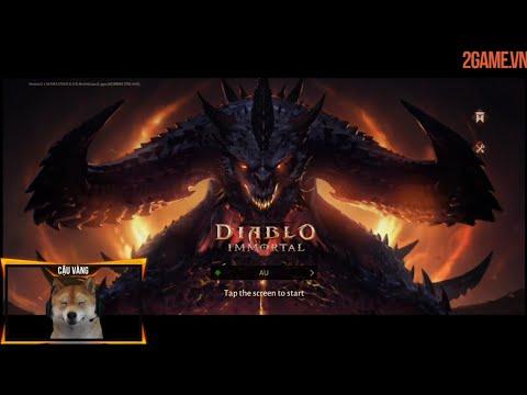 [Trải nghiệm] Diablo Immortal - Mãn nhãn trước nền đồ họa cực đỉnh không khác gì PC