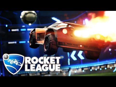 Rocket league музыка из трейлера
