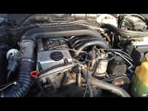 MERCEDES BENZ 2.2L  ОМ604  двигатель часть 1 . Ранний доступ часть 2