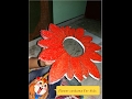 How to make flower costume for  kids