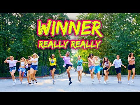 WINNER 위너 - REALLY REALLY 릴리릴리 (Dance Cover Collaboration Project)