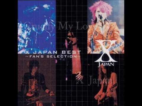 X Japan / Crucify My Love  (Midi instrumental)