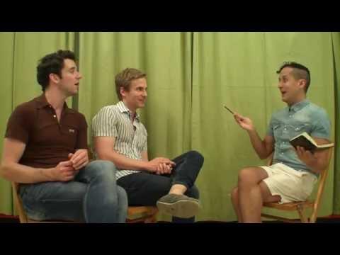 Tucker Talks Ryan Spahn & Michael Urie