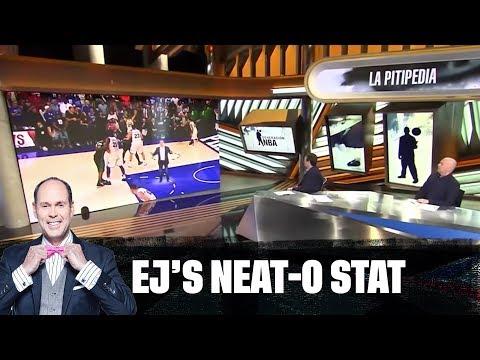 EJ's Neat-O Stat: Kenny's Trick Goes International