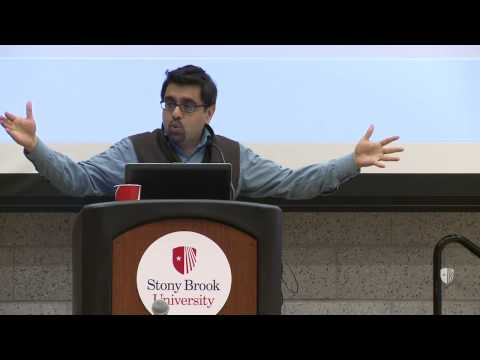 Provost Lecture - Saket Soni: Organizing a Multi-Racial, Multi-Ethnic Working Class