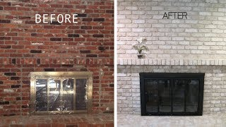 I Painted My Brick Fireplace: 5 Years Later - A Real Interview with the Brick Anew Owner
