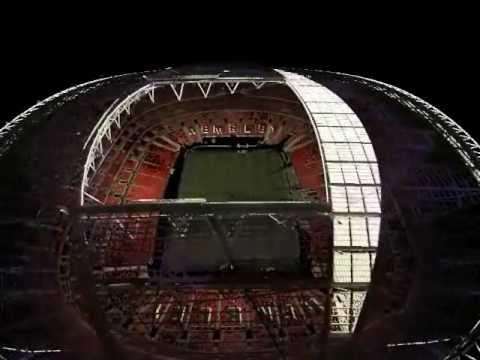 Digital Surveys 3D Laser Scan of Wembley Stadium