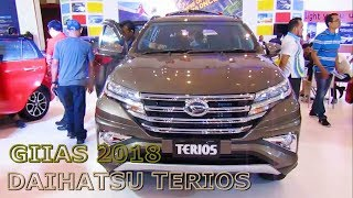 NEW 2018 DAIHATSU TERIOS R DELUXE | EXTERIOR & INTERIOR WALKAROUND AT 2018 GIIAS SURABAYA
