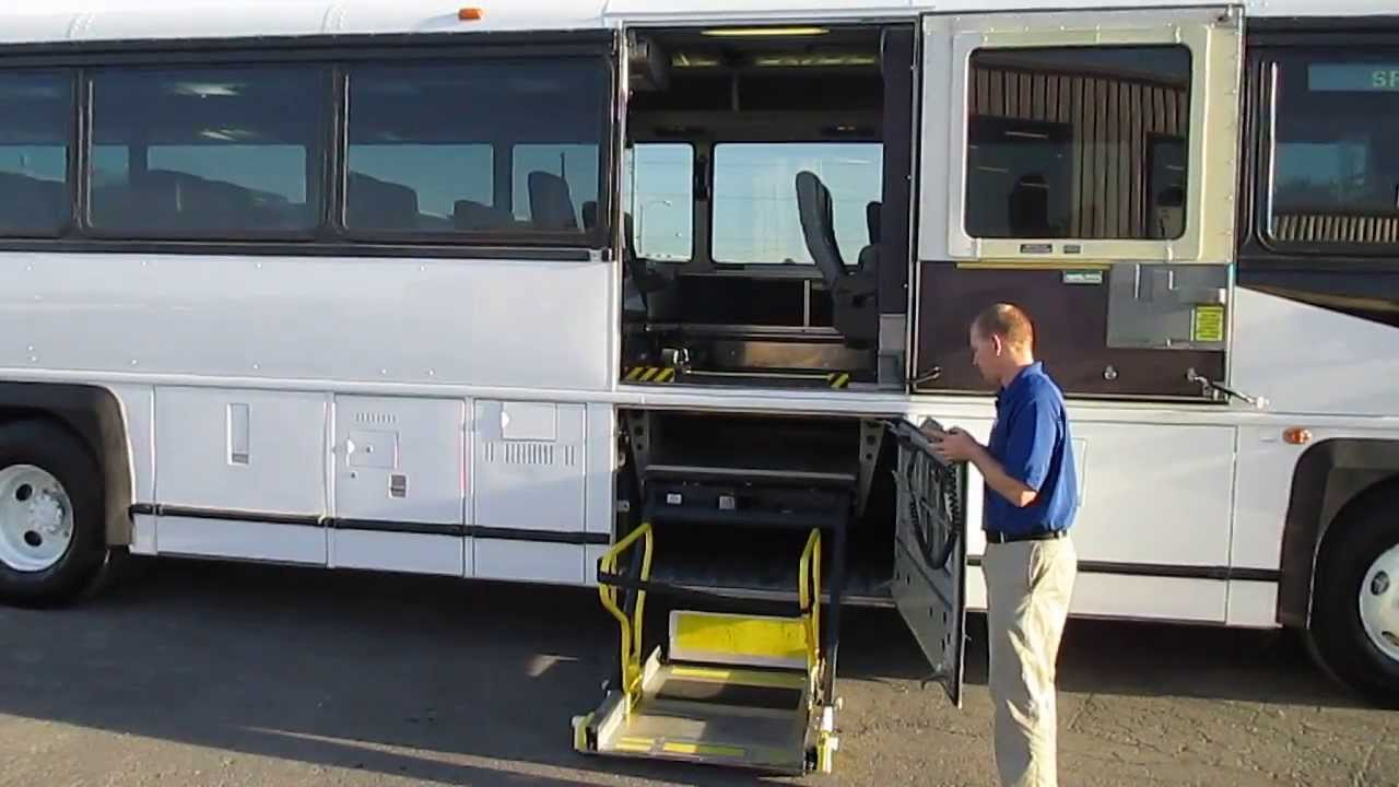 Used Bus For Sale - 1999 MCI 102 D3 With Wheelchair Lift ...