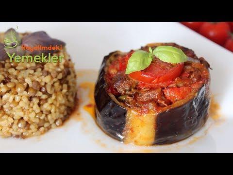 Saksı Kebabı Tarifi -Fırında Saksı Kebabı nasıl Yapılır- İftara Özel Yemekler / Hayalimdeki Yemekler