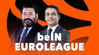 beIN EUROLEAGUE | 8 Aralık | Fenerbahçe OAKA