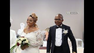 MARIAGE DU SIÈCLE : SERGE NKODIA et CHRISTINE MA NGOURI   dégât