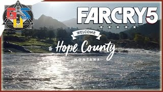 FAR CRY 5 - Official Teaser Trailer 2017 (New Cowboy Western Game) PS4 XBox One PC