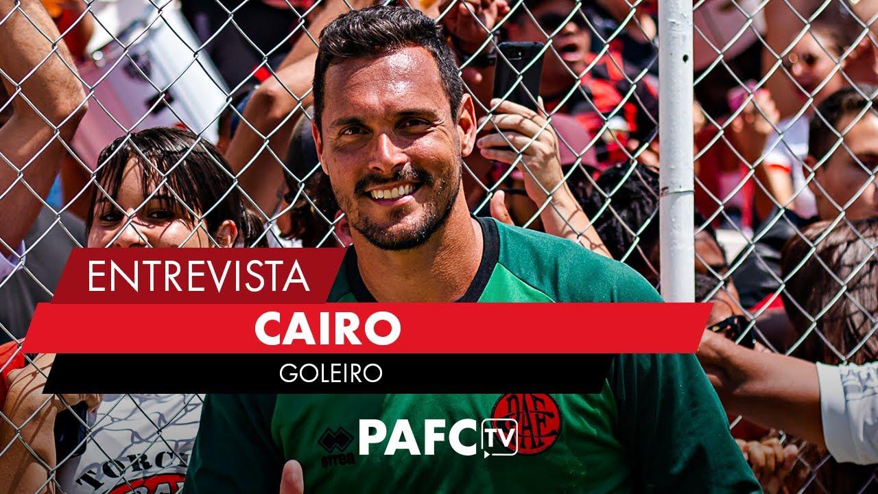 🎤🔴⚫️ | ENTREVISTA | CAIRO