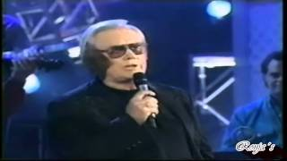 "Alan Jackson & George Jones - ""Good Year For The Roses"" ((With Lyric))"