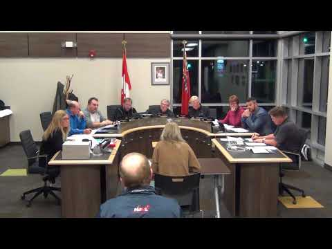 Town of Swan River Council Meeting - January 16, 2018