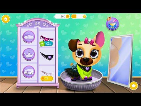 Kiki&Fifi Pet Friends обзор игры для самых маленьких