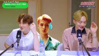 Video [INDOSUB] 170724 EXO  M£L0N Radio Special Clip - Kim Bros (Xiumin, Suho, Chen, Kai) download MP3, 3GP, MP4, WEBM, AVI, FLV Juli 2018