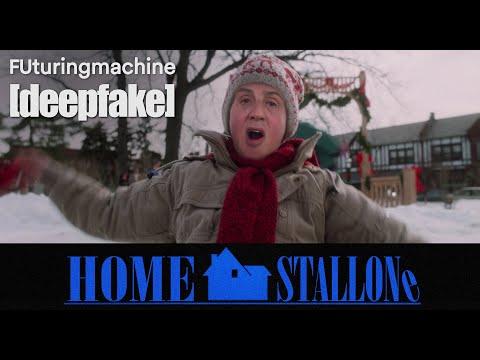 Home Stallone IV [deepfake]