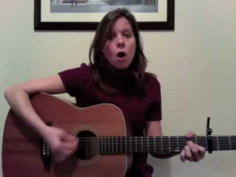 The Eagles - Please Come Home for Christmas (Cover by Sarah Tollerson)