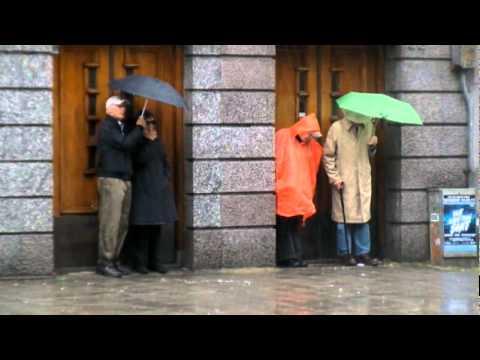 2011 09 18 Regen in Amsterdam