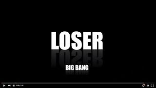 BIGBANG - LOSER (Guitar Solo by Victor)