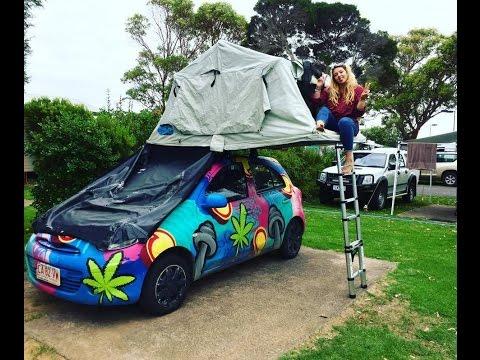 b4384a2c0b6062 Wicked Campers Australia Great Ocean Road GoPro Hero 5  2017Vlog   DavidsDriverDiary  9