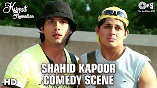 Comedy Scene From Kismat Konnection   Shahid Kapoor   Vidya Balan   Vishal Malhotra   Tips Films