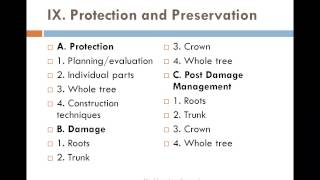 Preparing for the ISA Certified Arborist Exam