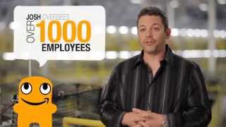 Amazon Fulfillment with a General Manager