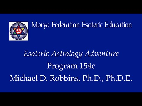 Esoteric Astrology Adventure 154 c
