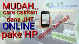 Download Cara cairkan dana JHT BPJS Ketenagakerjaan online pake HP Mp3 and Videos