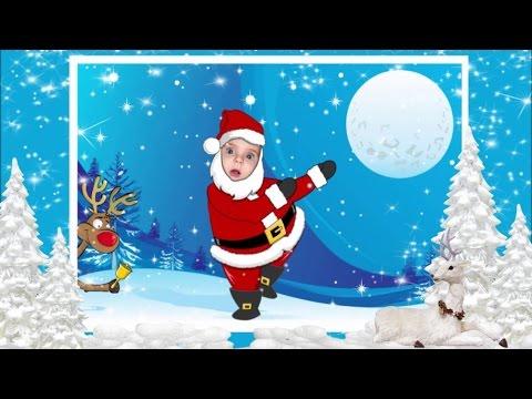 Веселое шуточное поздравление с Рождеством и Новым Годом!