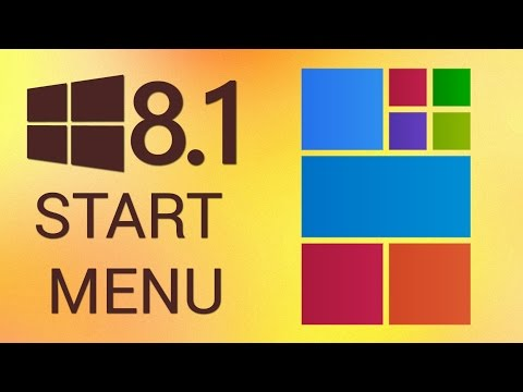 How To Get Your Windows 8 1 Start Menu