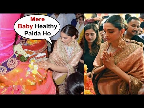 Deepika Padukone Pregnant Seek Blessing From Lalbaugcha Raja For Her Baby Mp3